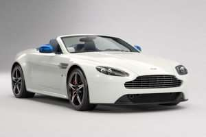 Aston Martin V8 Vantage S Great Britain Edition Announced