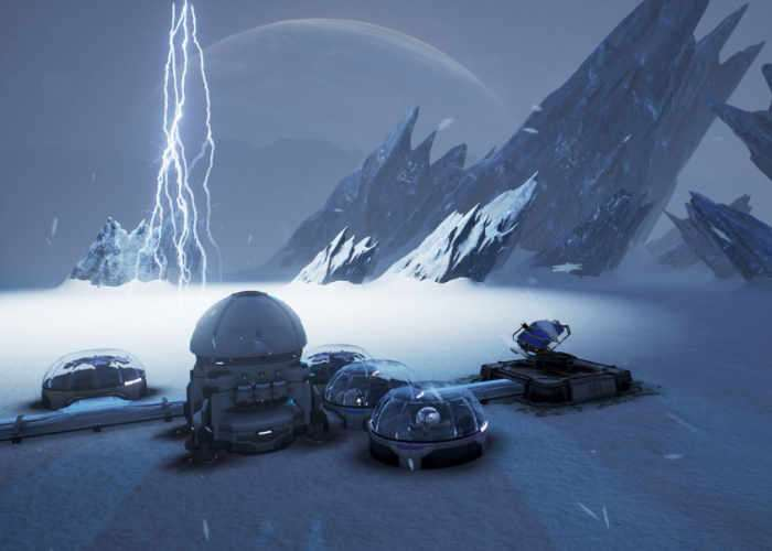 Ps4 Games Science Fiction : Aven colony ps game merges sci fi and city building