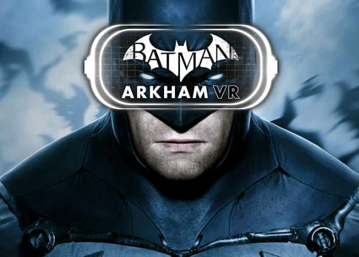 Batman Arkham Virtual Reality