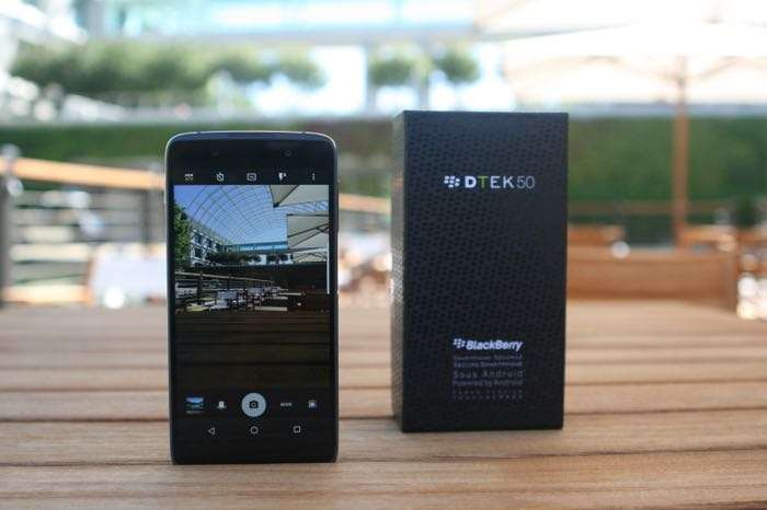 BlackBerry Android Smartphones