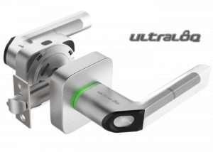 Ultraloq Biometeric And Bluetooth Smart Lock (video)