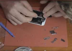 How To Build An iPhone From Scratch (video)