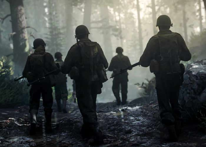 Call of Duty WWII Revealed By Activision