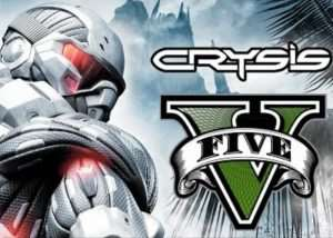 Crysis Nanosuit To Grand Theft Auto V
