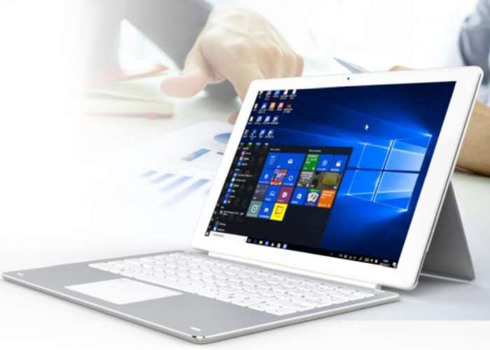 Cube iWork 3X Windows 10 Tablet