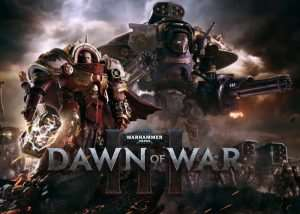40 Minutes Of Dawn of War 3 Team Based Gameplay (video)