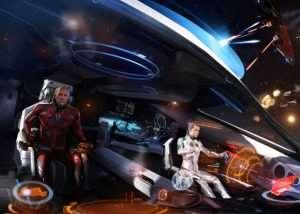 Elite Dangerous Multi-Crew Update Rolls Out (video)