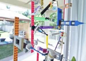 3D Printed Flexible Lego Tape Lets You Build Almost Anywhere (video)