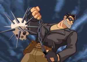 Full Throttle Remastered Launches On PlayStation 4 And PS Vita (video)