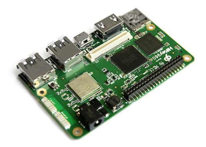 Hkey 960 Android Developer Board