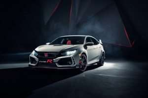 New Honda Civic Type R Smashes Nürburgring Record (Video)