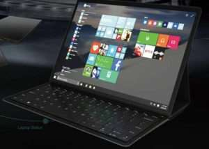 Lenovo Blade Multipurpose Tablet Concept Unveiled