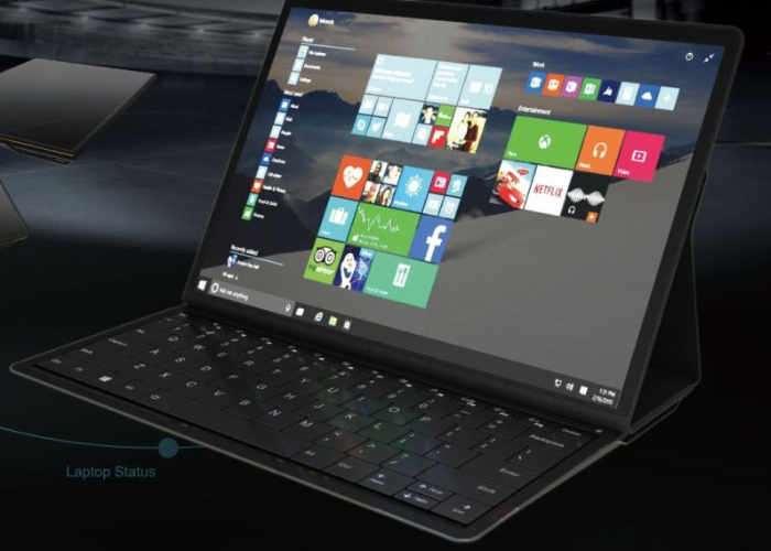 Lenovo Blade Multipurpose Tablet