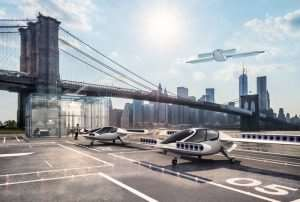 Lilium Makes First Flight Of Its Electric Lilium Jet (Video)