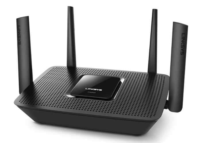 Linksys Tri-Band MU-MIMO Wi-Fi Router