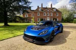 Lotus Exige Cup 380 Announced