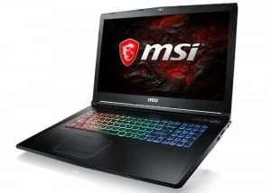 MSI Leopard Pro Gaming Notebooks GP62X GP72X Unveiled