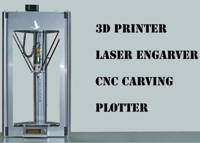 Mag ICreatum All-in-One 3D Printer