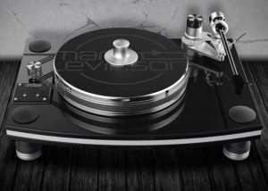 Mark Levinson No.515 Turntable Available From $10,000 (video)