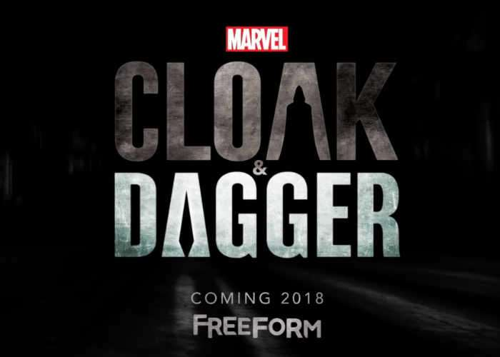 Marvel Cloak And Dagger TV Series