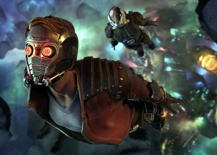 Marvel Guardians of the Galaxy Telltale Series
