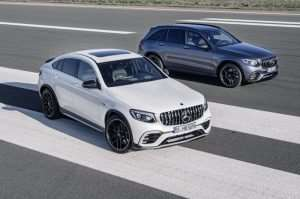 Mercedes AMG GLC 63 4MATIC And GLC 63 4MATIC+ Coupe Announced
