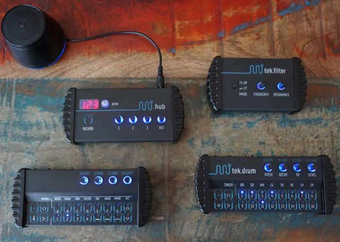 Minijam Studio Portable Music Machines