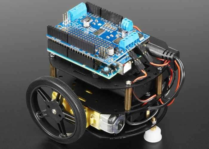New 101 CurieBot 32-Bit Arduino Robot