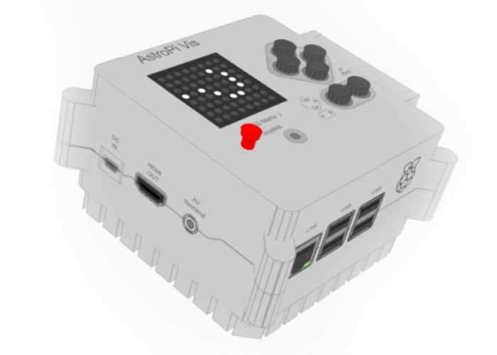 Online Raspberry Pi Sense HAT Emulator