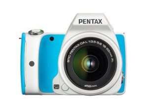 Pentax K-S1 DSLR Camera + 18-55mm Lens Kit & 16GB WiFi SD Card, Save 58%