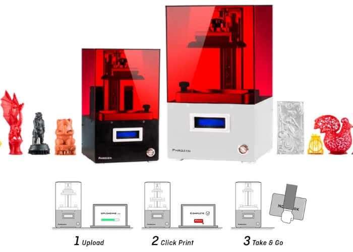 Phrozen Make Professional Desktop 3D Printer