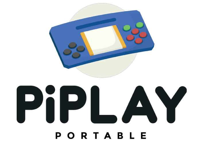 PiPlay Portable Handheld Console
