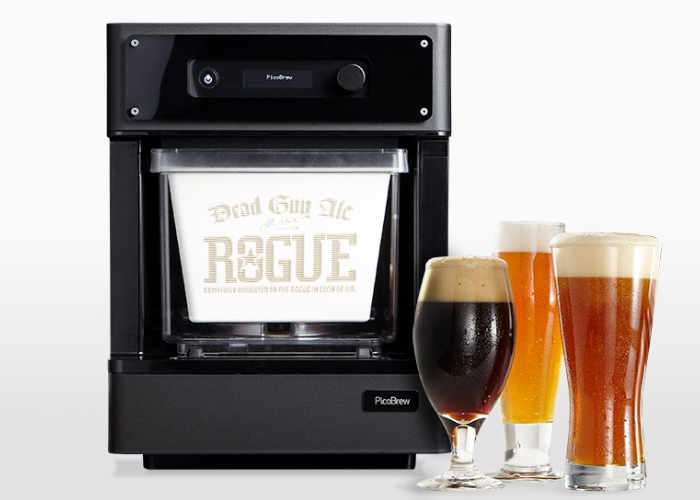 Pico C Desktop Craft Brewing