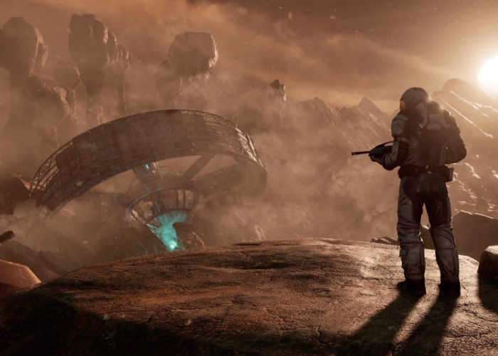 PlayStation VR Game Farpoint