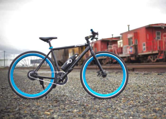 Propella 2.0 Lightweight E-Bike (video)