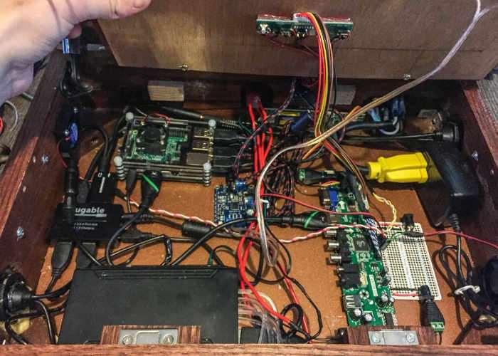 Raspberry Pi Steampunk Laptop