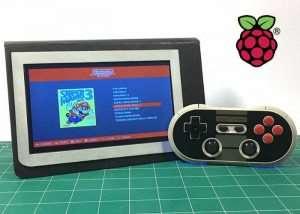 Raspberry Pi Zero Portable Games Console
