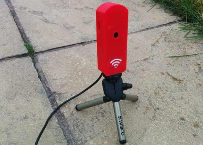 Raspberry Pi Zero WiFi Camera