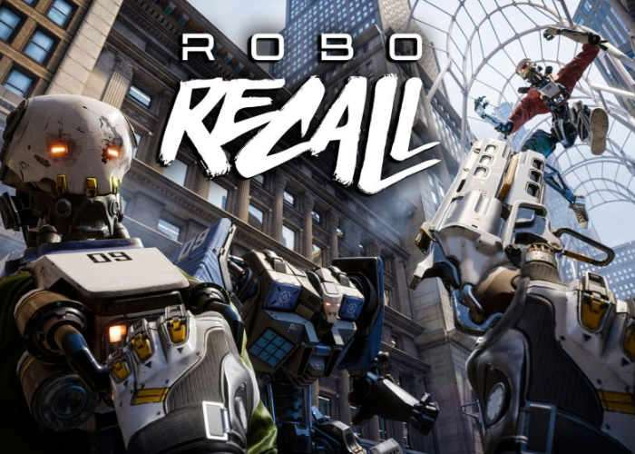 Robo Recall VR Game Receives 360 Degree Oculus Touch Support
