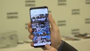 Samsung Galaxy S8 And S8 Plus Gets Drop Tested (Video)