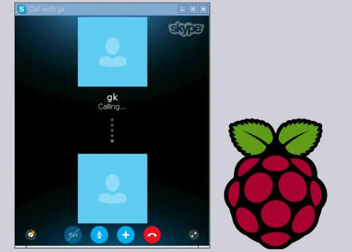 Run Skype On Raspberry Pi (video) - Geeky Gadgets