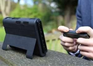 SwitchCharge – Nintendo Switch Battery Case (video)