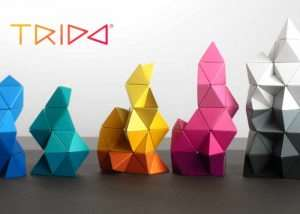 TRIDO Magnetic Construction Toy Hits Kickstarter (video)