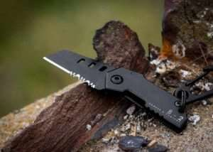 B-2 Nano Blade Mini Tactical Pocket Knife From $25 (video)