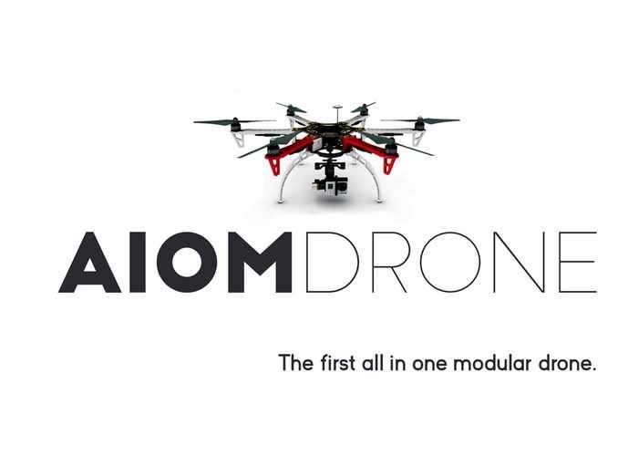 The AIOM Modular Drone