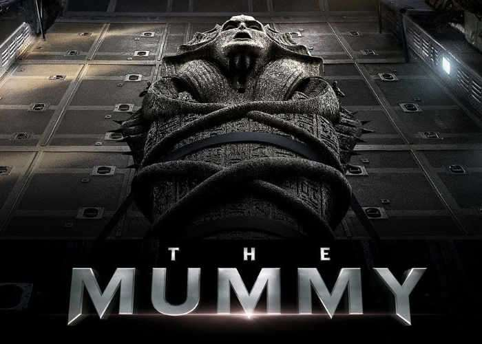 Poster film The Mummy
