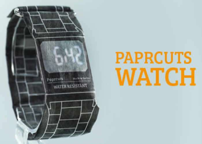 The Paprcuts Watch