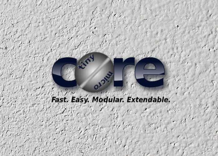 Tiny Core 8.0