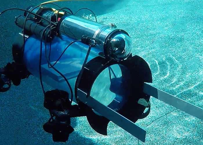 Underwater Eco Robot