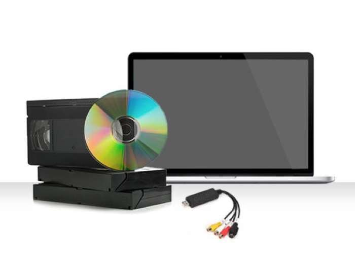 Video Digitization Device and Editing Software Package